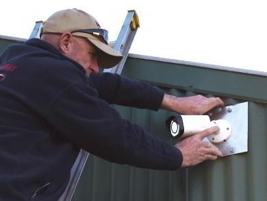 Albury Security camera install