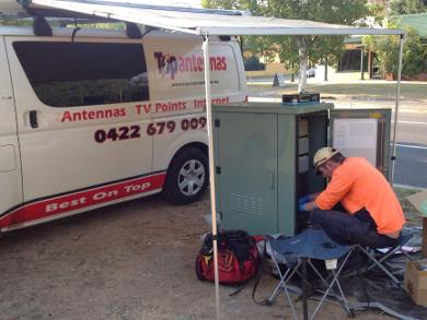 Albury Wodonga NBN Installs