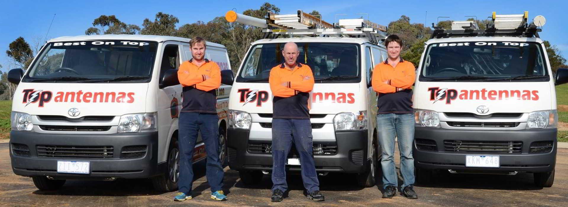 Top Antennas - Albury Wodonga Business