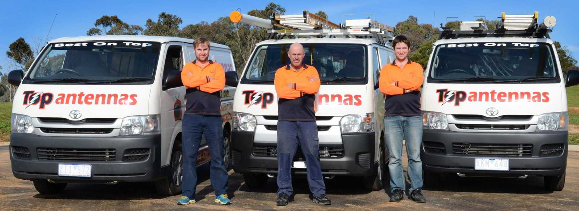 Top Antennas - Albury Wodonga Business